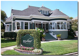 1801 First Napa Bed and Breakfast Italy Resort