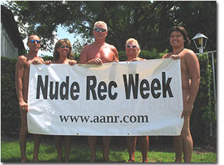 Forty Acre Nudist Resort