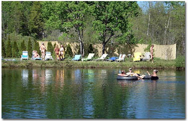 Abbotts Glen Clothing Optional Park