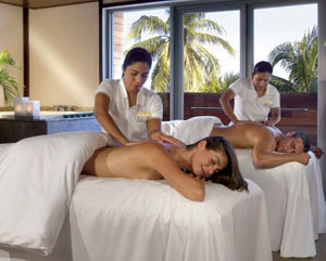 Massage at the Ananda Day Spa