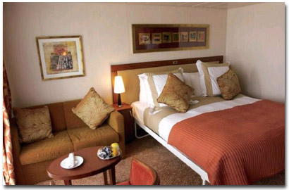 Azamara Cruises Cabin