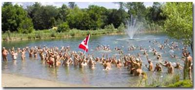 Bare Oaks Family Naturist Park Toronto Nudist Resort