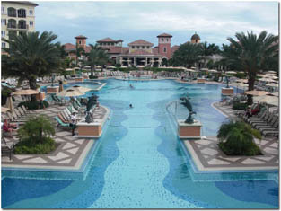 Beaches Turks and Caicos Resort Pool
