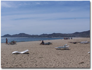 Los Cabos Beach Area