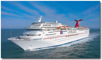 Carnival Cruise Line Paradise