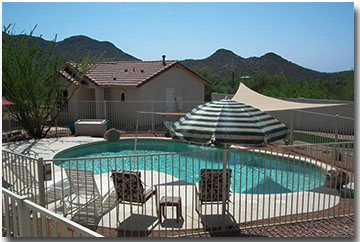 Casa Cahava Phoenix Area Clothing Optional Bed and Breakfast