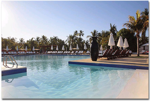 Club Med Ixtapa Pool