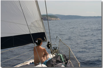 Croisiere Med Naturist Sailing