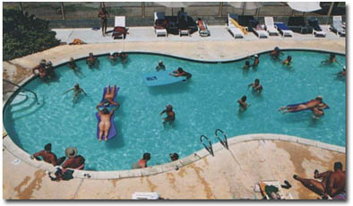 De Anza Springs Clothing Optional Resort