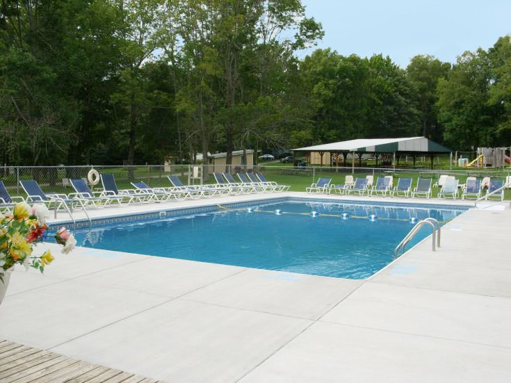 Empire Haven Nudist Resort Pool