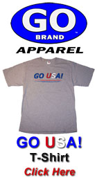 GO Brand Apparel T-Shirt