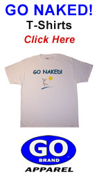 GO Brand Apparel GO Naked T-Shirt