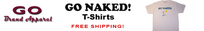 Go Naked T-Shirt