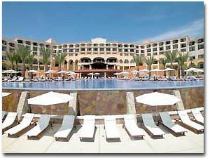 Hilton Los Cabos Pool Area