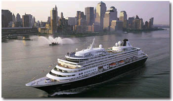Holland America Line Princendam