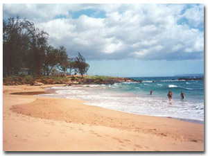Maui Kamaole Beaches