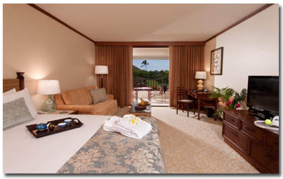 Makena Beach Resort Room