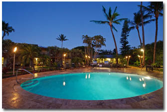 The Mauian Hotel Pool