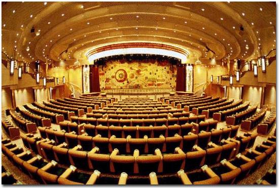 Royal Caribbean Cruises Theater