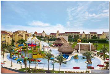 All Ritmo Cancun Waterpark Resort
