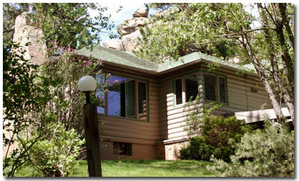 Sunnyside Knoll Resort Rental Cabins