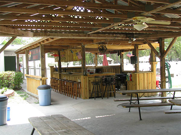 Suwannee Valley Resort Bar