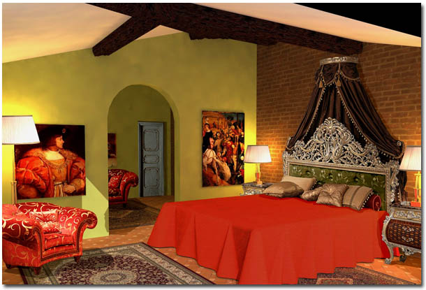 Villa Armena Room Picture