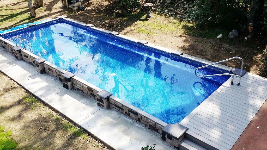 So Cal Nudist Bed & Breakfast new Pool