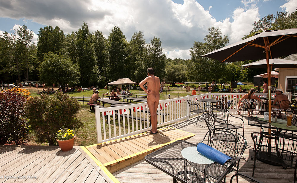Bare Oaks Nudist Resort Canada