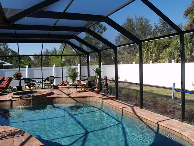 Casa alegra south florida clothing optional b b for Florida pool homes