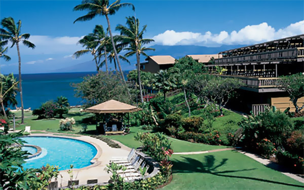 Kahana Sunset Maui Condos