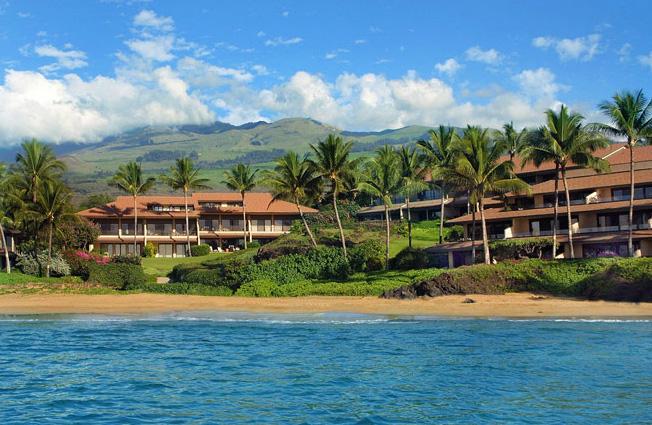 Kaanapali Beach Hotels And Condos