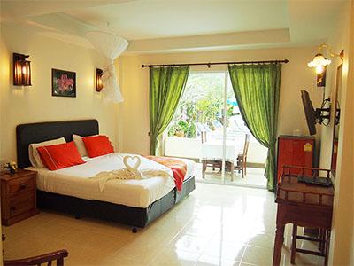 Chan-Naturist Resort Bangkok Thailand
