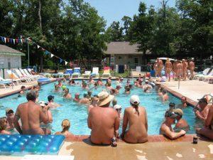 OakLake Trails Pool Area