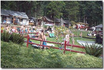 A full list of popular nudist resorts and clubs - Nudist