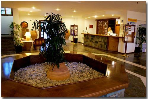 Vritomartis FKK Nudist Resort Lobby