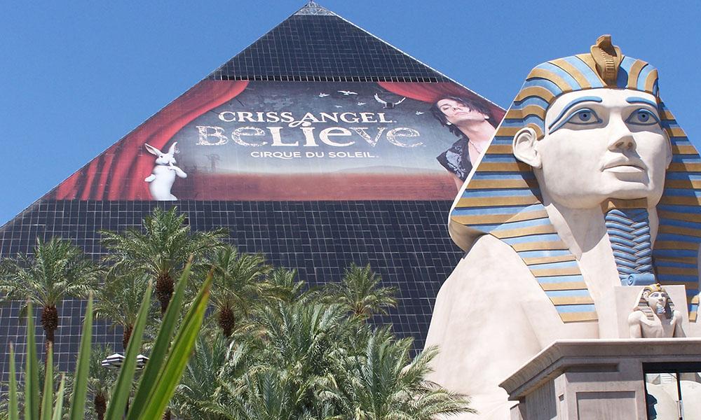 Luxor Las Vegas Luxor Las Vegas Reviews