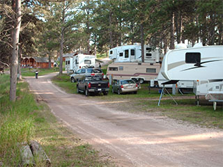Custer-Crazy-Horse-Campground