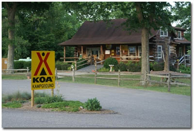 Huntington Fox Fire Koa Rv Campground Reviews