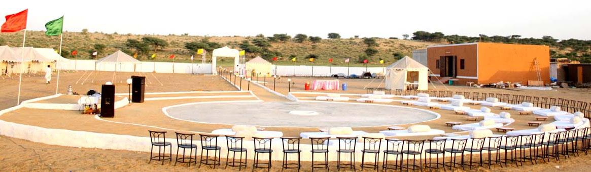 Oasis-Camp-Sam-India-Dance-Area