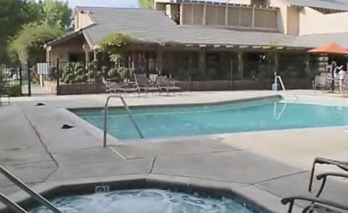 Silver Saddle Ranch Pool