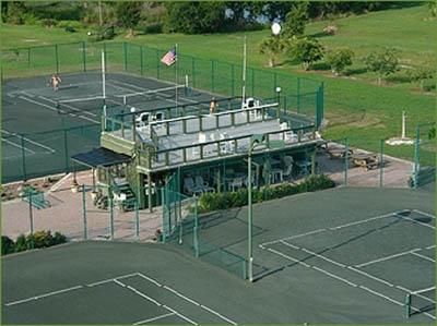 Lake Como Tennis Center