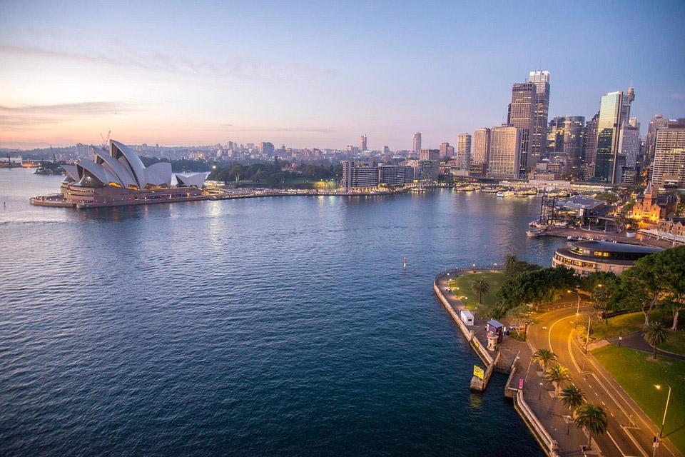 Sydney Harbor Australia