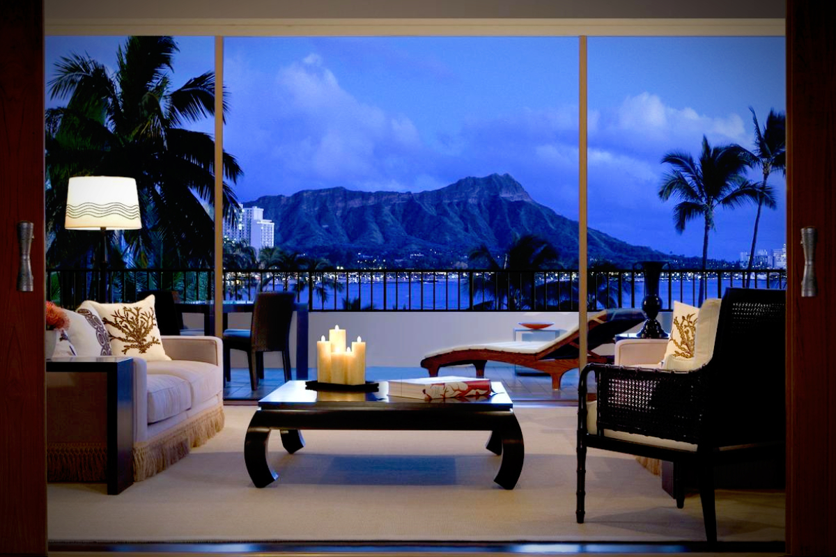 Halekulani Hotel Waikiki Hawaii