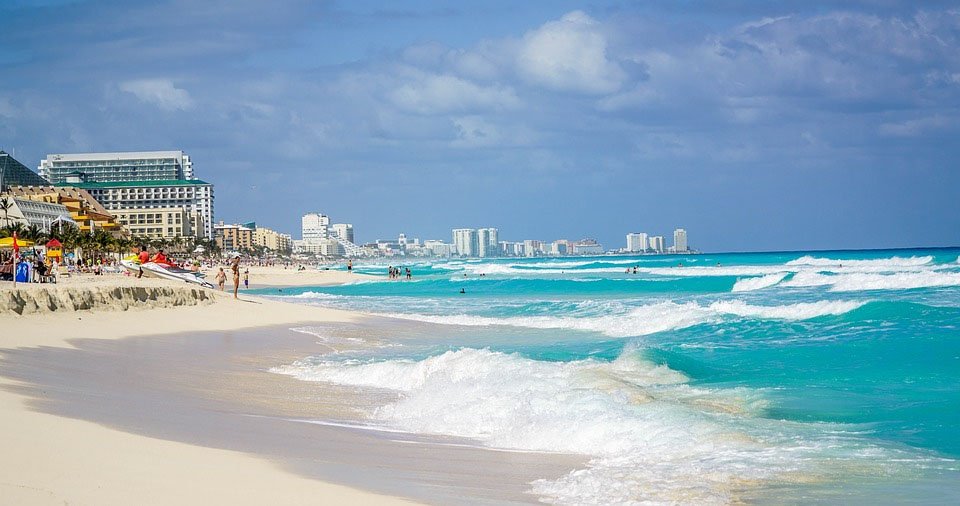 Cancun Beach Hotel Zone