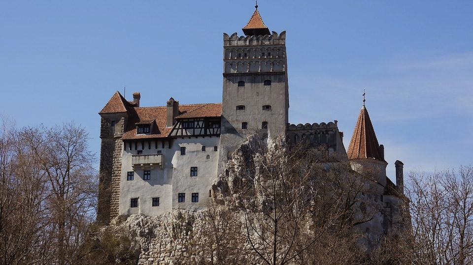 Draculas Bran Castle Romania