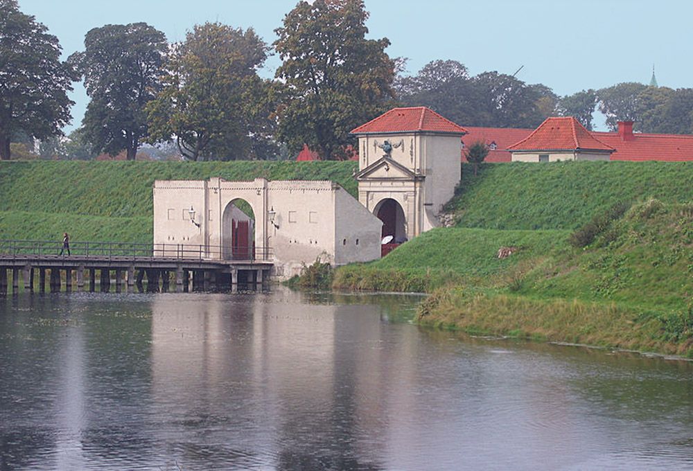 Kastellet Fortress Denmark