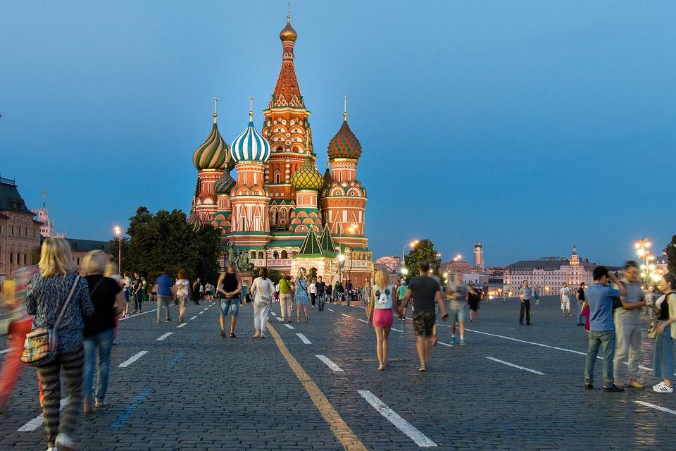 Red Square Russia
