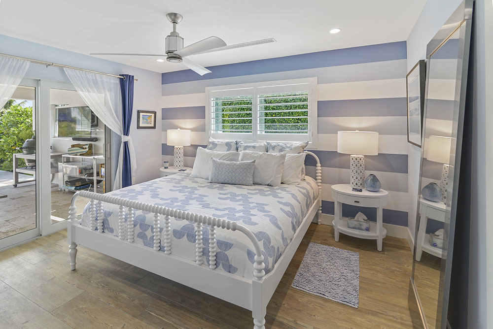 Blue Water Cove Bedroom
