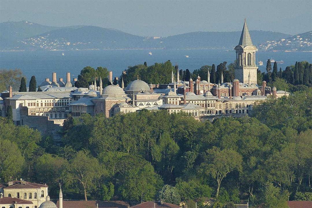 Instanbul Turkey Topkapi Palace